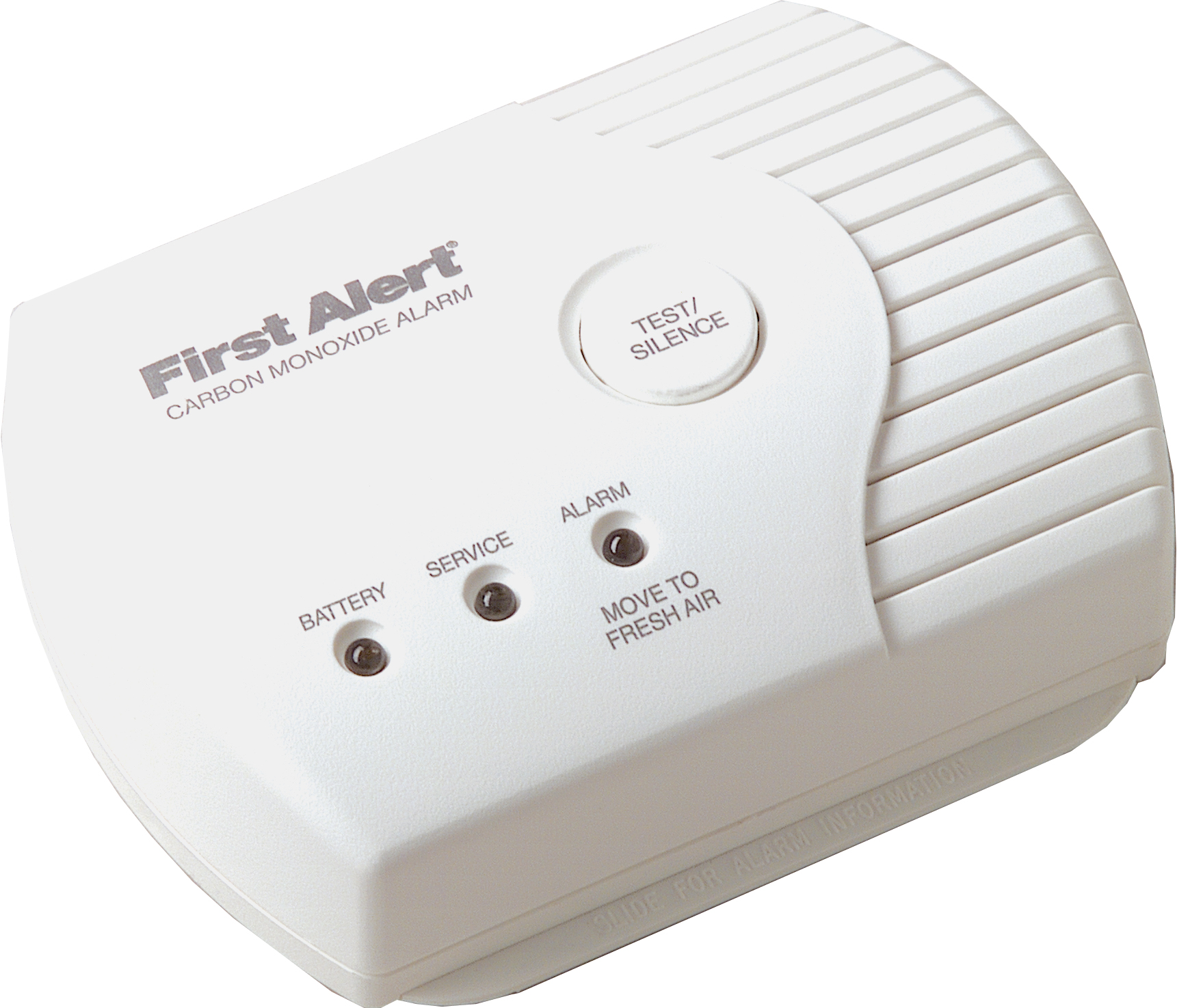 First Alert Carbon Monoxide Detector Red Light Flashing